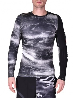 Combat LS Rash Guard